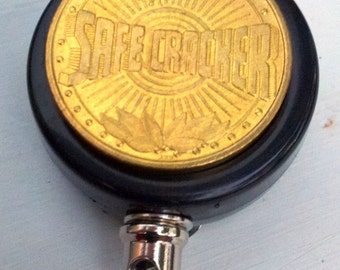 Safecracker HEAVY DUTY Steel Cable Badge Reel