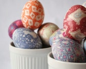 PRIORITY SHIPPING - Silk Dyed Easter Egg Kit
