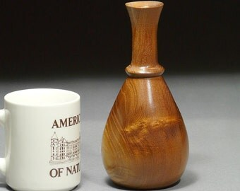 Wood Vase-  Amur Cork Tree Weed Vase (AC02)