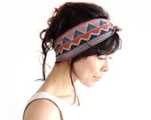 Tie Up Headscarf Tribal