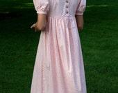 CUSTOM Regency Dress Jane Austen Gown Made to Order Just for You - Lizzie Bennet, Emma, Georgiana, Elinor, Marianne
