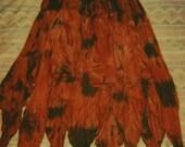 SILK gypsy SKIRT tribal belly dance renaissance sca fairy ats costume 13 colors