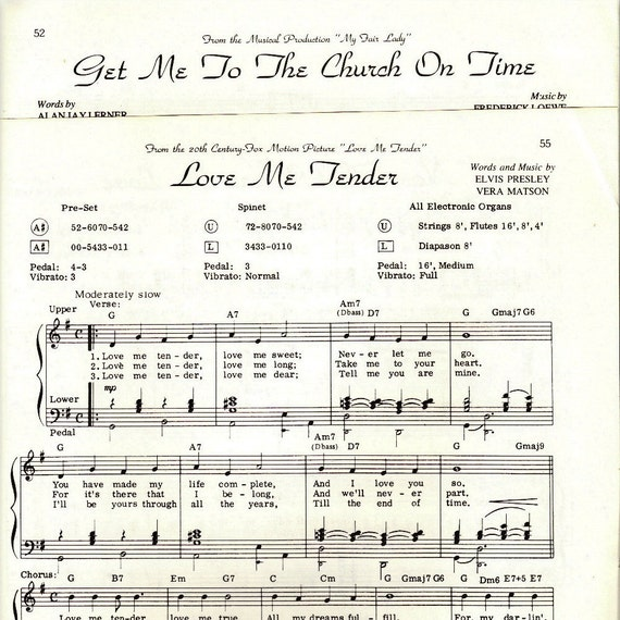Love Song Sheet Music for Collage, Scrapbooking, Mixed Media, Assemblage and MORE