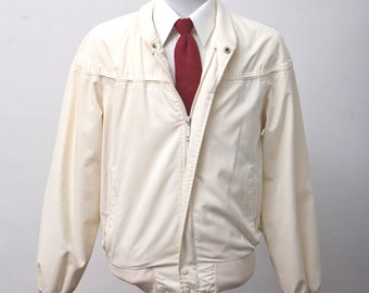 Men's Jacket / Vintage  Spring Jacket by Islander / Size Medium