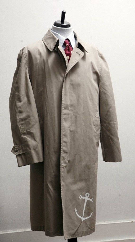 London fog overcoat