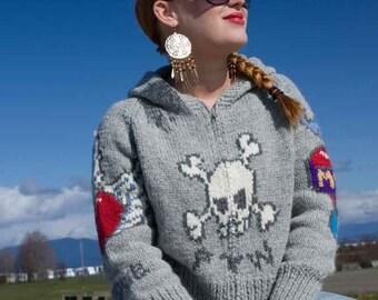 Skull Tattoo Sweaters
