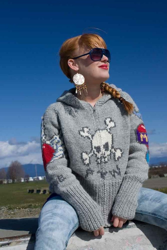 Skull Tattoo Sweaters