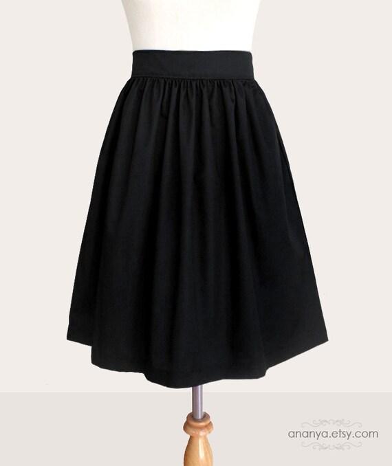 Reserved for blingerlove - Custom fully lined skirt with side pockets inoff-white - custom size and length