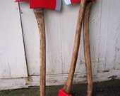 Lumberjack  and Fireman Full Size Wooden Axe