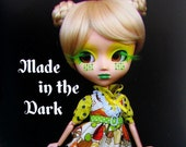 Made in the Dark Zombuki Doll Zine