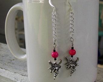 Punk Fairy Dangling Earrings