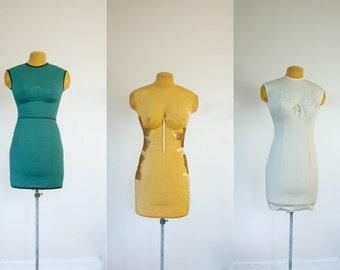 1950s Dress Form • 50s Mannequin • Vintage Dress Form • Dress form • Display Mannequin • Tailor's Mannequin • XS Dress Form