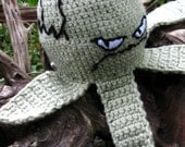 Crochet Early Cuyler Plush - Squidbillies - MADE TO ORDER