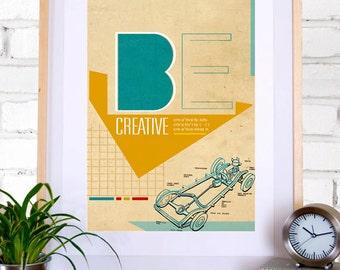 Be Creative No. 3