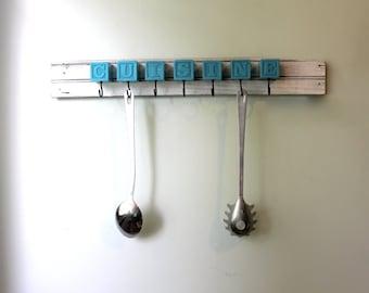 Cuisine Block hanging rack