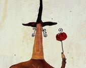Gertie, A Primitive Folk Art Pattern From Raven's Haven