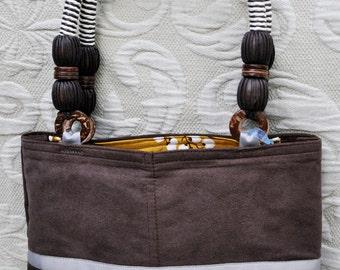 Cotton Blossom Hand Bag