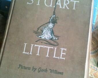 1945  edition of the classic STUART LITTLE