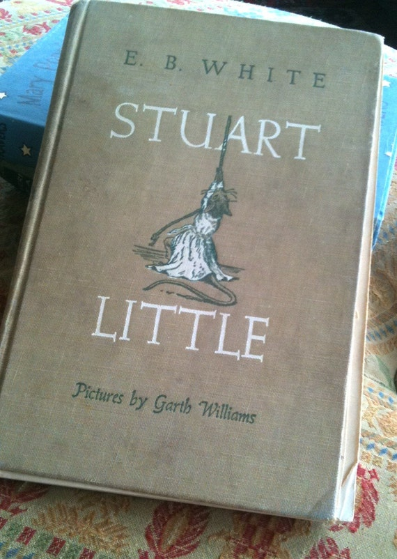 1945  edition of the classic STUART LITTLE