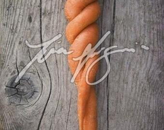BOGO (Buy one, get one free) - Carrot Love - Borderless print - Kitchen art