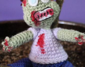 Willy the Zombie Doll