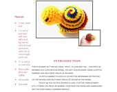 Easy Animal Amigurumi Crochet Pattern: Thomas Turtle Toy in Worsted Weight Yarn - Original Design by The Silver Hook
