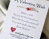 A Valentine Wish Bracelet