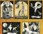 Witches - Halloween ACEO Special