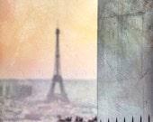 Paris photography, Eiffel Tower photo, Eiffel Tower decor, Paris Eiffel Tower, Paris decor, Paris print, Paris art, Orange