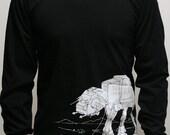 My Star Wars AT-AT Pet - Mens / Unisex Long Sleeve ( Star Wars long sleeve )