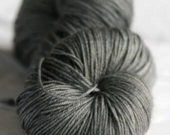 Semi-Solid Sock Yarn - Postcard - Rainy Afternoon