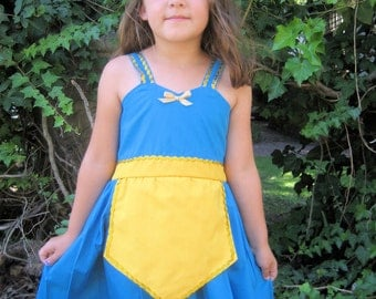 SALE MERIDA dress Brave princess  dress style  for toddlers and girls fun for special occasion or birthday party costume 6/6X