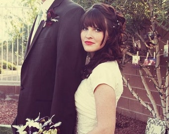 VINTAGE LADY  Wedding Bouquet