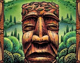 Arboreal Tiki