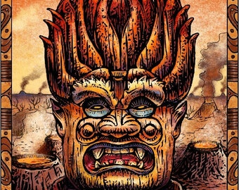 Lava Tiki