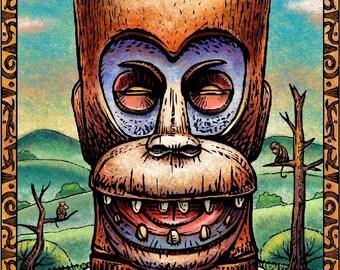 Monkey Tiki