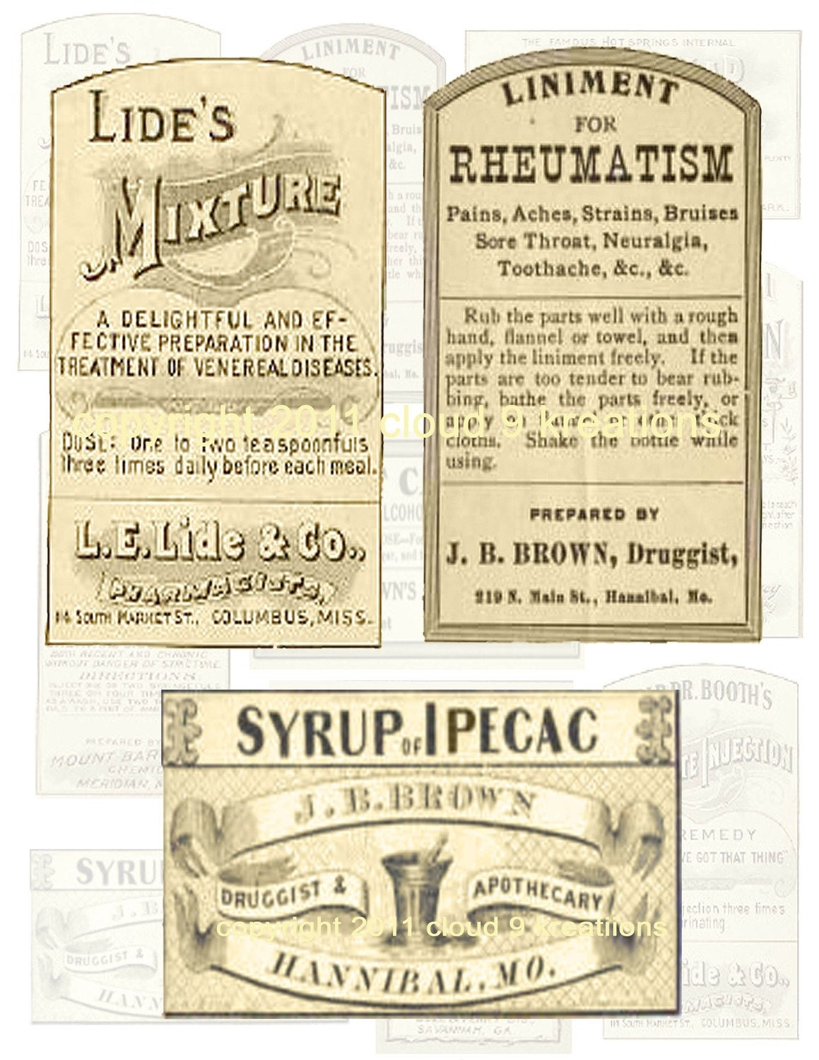 vintage medicine bottle label wwwimgkidcom the image