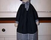 PDF Chef Pierre  Bag Holder Doll  New Pattern Et