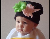Ready To Ship...  HAT ONLY.. Sushi Halloween Costume hat with Wasabi Ginger Sushi Grass Baby Kids Teen Adult DIY