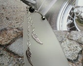 Angel Wings Belly Button Ring