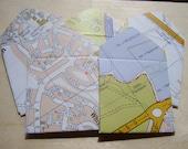 mini map envelopes