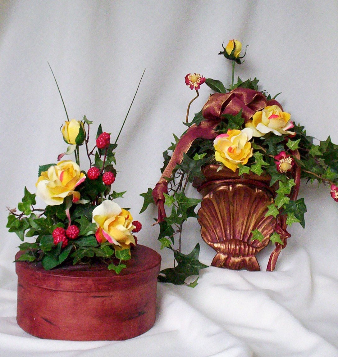 like this item - Silk Arrangements For Home Decor 2