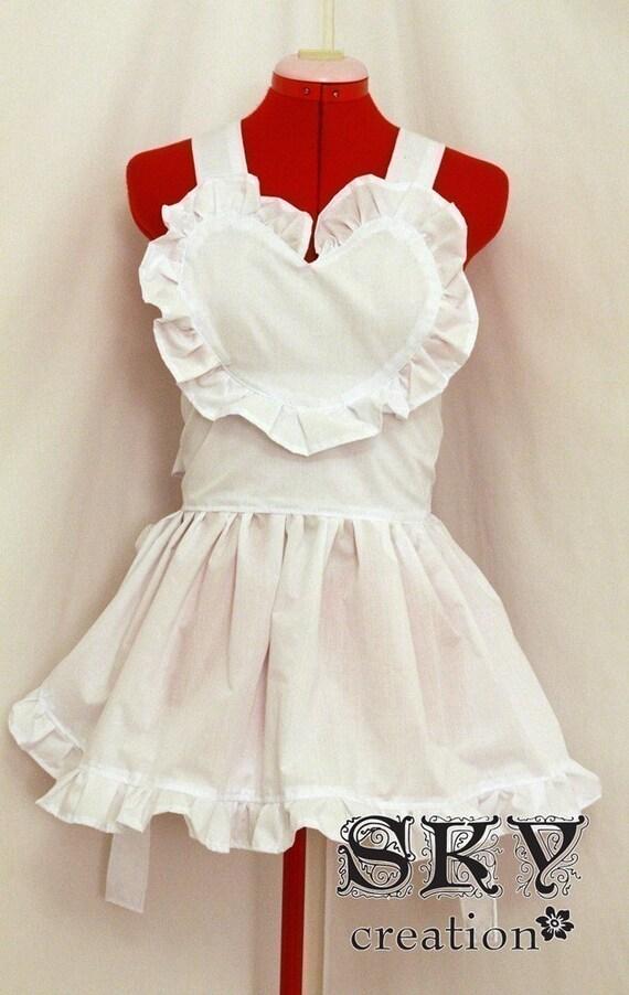 Heart Shaped Apron