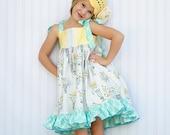 The Tiffany Sundress - Size 3 - Ready to Ship