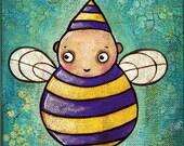 Original Painting - Bee Boy