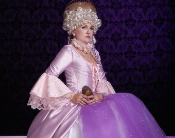 Marie Antoinette Costume Custom Made To Your Size and Color