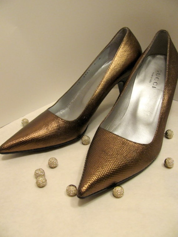 Designer Shoes Gucci Wedding Vintage