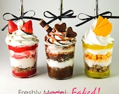 Tutorial - How to Make Fake Parfaits and Frozen Yogurt