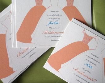 il_340x270.190116963 unique bridesmaid invitation girls day out day at the spa,Unique Bridesmaid Invitations