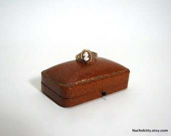 1940s Jewelry Box for Watch, Earrings, Ring or Necklace